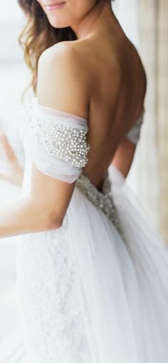 Gorgeous Bridal Detail
