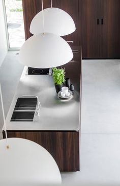 Client: Pure Cuisines et mobiliers européens - Country: Canada - City: Montréal - Project: Holy Cross - Year of creation: 2014 - Model: Yara - Design: Carl Lapointe - Architect/Design studio: Thomas Balaban, T B A architecs - Awards/Prizes: Québec Grand Prix du Design 2014 (category: residential spaces 1.600 – 3.200 sq ft) #CesarKitchen #design #interiors #kitchen