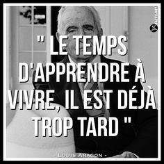 - Louis Aragon -