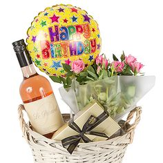 1000 images about birthday party on pinterest for Next day wine gifts