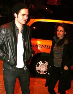during New Moon filming 2009 Vancity