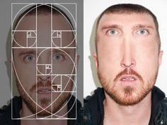 "Fibonacci Sequence Makes ""Perfect"" Celebrity Portraits   The Creators Project"