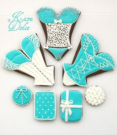 Bachelorette Idea? Lingerie Cookies..... Gonna  tell my sister I WANT THESE!!!