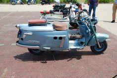JET J-5 scooter