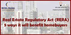 Real Estate Regulatory Act (RERA): 5 ways it will benefit homebuyers