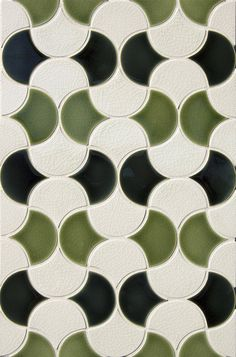 Decorative Materials » Ceramic Specialty Shape Small Fan Tile