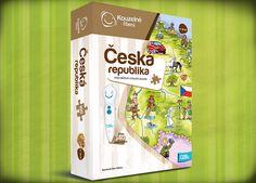 Albi Kouzelné čtení Česká republika Monopoly, Games, Gaming, Plays, Game, Toys