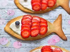 Découvrez la recette Tartelettes de Pâques aux fraises sur cuisineactuelle.fr.