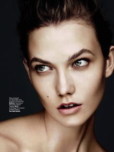 ☆ Karlie Kloss | Photography by Ben Hassett | For L'Express Styles Magazine…