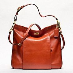 Coach::Madison Leather Isabelle