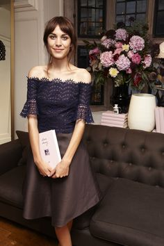 Missed the launch of Alexa Chung's new book #AlexaIT here in-store? Get your copy online at Liberty.co.uk