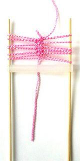 Little Projects: Make your own Hairpin Crochet Loom