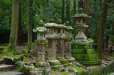 Kasuga+Taisha+Shrine,+Nara,+Japan