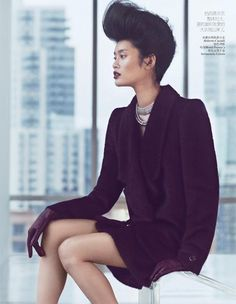 Doll Volume (Vogue China)