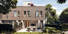 Bauwerk Capital   Neubauprojekte & Immobilien Deutschland Style At Home, Mansions, House Styles, Home Decor, Scandinavian Architecture, Virtual Tour, Modern Home Design, Room Layouts, Decoration Home