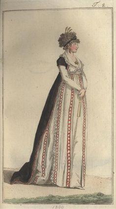 1800 Journal des Luxus und der Moden