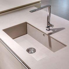 Sink | Fusion  Pietra di Luna | Kitchen sinks | Neolith