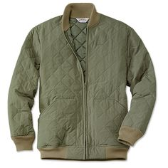 Just found this Mens+Diamond+Quilted+Jacket+-+Plantation+Work+Jacket+--+Orvis on Orvis.com!