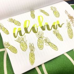 """300:: """"aloha"""" // we definitely loved the road less traveled aspect of Hana-- it felt much different from West Maui and we often felt like we had the island to ourselves watching sunrises and sunsets on all kinds of beaches (black sand red sand and everything in between!) #emletters #lettereveryday"""