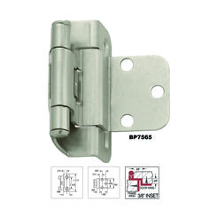 hinges for kitchen cabinets unclog drain 105 best images in 2019 it is finished door oil amerock 3 8 inch overlay partial wrap self closing hinge satin nickel bpr7565g10 hingeskitchen counter cabinetkitchen