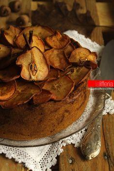 Torta alle pere e cannella
