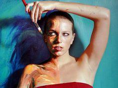 Alexa Meade: Seu corpo é minha tela | Talk Video | TED.com