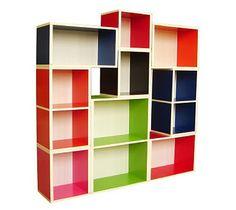 Muebles de papel reciclado