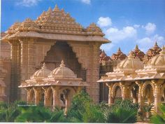 World's biggest hindu temple.