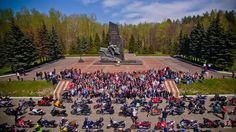 Открытие  мотосезона 2017 Брянск