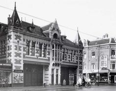 Geheugen van Oost - Linnaeusstraat 30