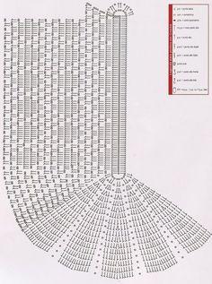 Doily with Fan Ends Pattern Diagram Crochet Doily with Fan Ends Pattern Diagram.Crochet Doily with Fan Ends Pattern Diagram. Motif Mandala Crochet, Crochet Rug Patterns, Crochet Doily Patterns, Crochet Designs, Crochet Doilies, Tapestry Crochet, Filet Crochet, Crochet Mat, Crochet Home