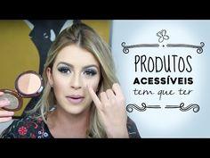 Produtos necessários para iniciantes por Mariana Saad - YouTube