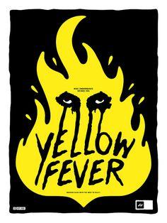 Yellow Fever by Trevor Basset, via Flickr