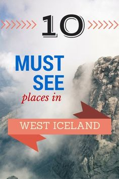 10 Must See Places in West Iceland | Life With a View