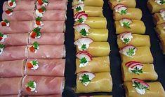 Rychlé pohoštění pro přátele - inspirace Ceviche, Appetizer Recipes, Appetizers, Salty Snacks, Holidays And Events, Finger Foods, Sushi, Food And Drink, Low Carb