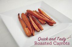 Recipe Box: Roasted Carrots