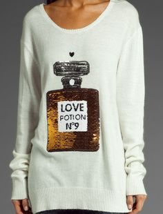 Wildfox Love Potion no.9 Sweater