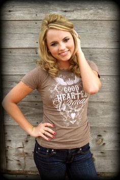Ali Dee - Good Hearted Woman-Ali Dee, Bling is My Signature Color t shirt,