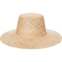 Billabong Tilly Straw Hat Natural (125 PEN) ❤ liked on Polyvore featuring accessories, hats, headwear, natural, women, woven hat, wide brim straw hats, wide brim hat, billabong hats and billabong
