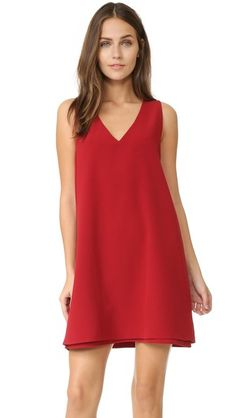 BB Dakota Palma Dress both red and black