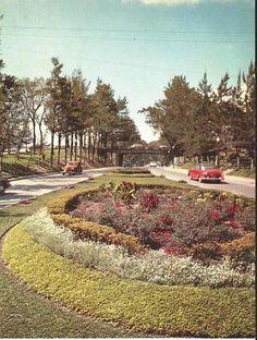Paseo Colon 1957, Caracas, Venezuela