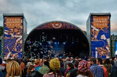 Green Man Festival, Glanusk Park, Wales, review: 'Well thought out with no ego' - Reviews - Music - The Independent