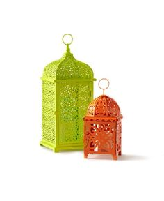 still looking for these...more of a birdhouse type, more open , Add pop to the patio with our selection of colorful accents.