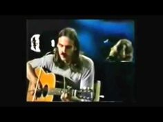 James Taylor & Carole King - You've Got A Friend - This is a fun rendition. Has him singing younger, and the two of them in later years. Good stuff!!
