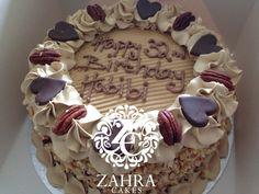 Strawberry chocolate fresh cream birthday cake cake Pinterest