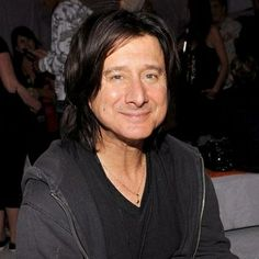 Steve Perry, (Journey) at 65... still gorgeous I am still a believer yummy just gets better with age