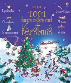 1001 dingen zoeken Rond Kerstmis, vanaf 5 jaar.