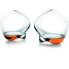 I can just imagine drinking cognac on christmas eve out of these glasses home