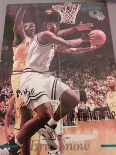 1995 Classic Rookies 41 Eric Snow Michigan State Spartans Rookie Basketball Card #SeattleSupersonics