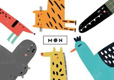 """Check out this @Behance project: """"MON Collection"""" https://www.behance.net/gallery/44429527/MON-Collection"""